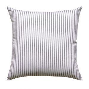 Black White Striped Pillow Case