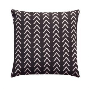 Black and White Boho Pillow Case