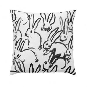 Bunny Hutch Pillow Case