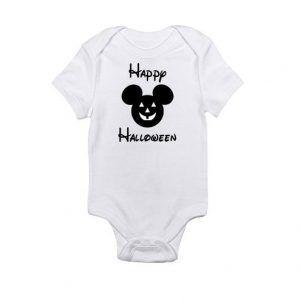 Disney Happy HalloweenBaby Onesie