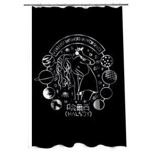 Halsey ArtShower Curtain