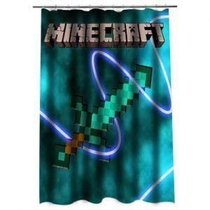 MinecraftShower Curtain