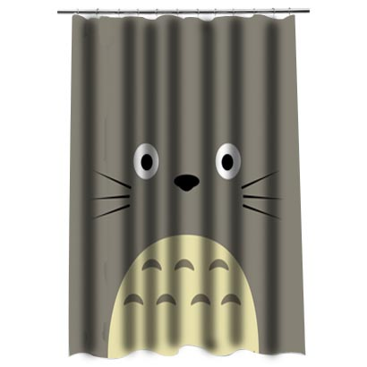 My Neighbor Totoro Shower Curtain