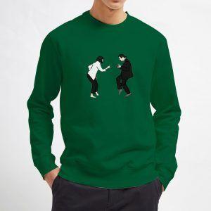 Pulp-Fiction-Green-Sweatshirt