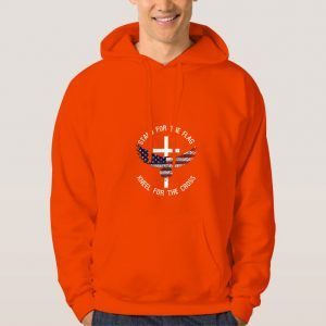Stand-For-The-Flag-Orange-Hoodie